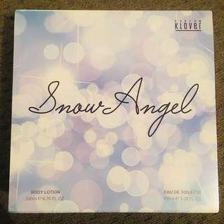 Snow angel perfume