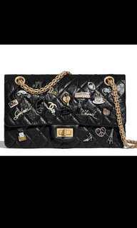 Chanel 復古classic 🧡徵