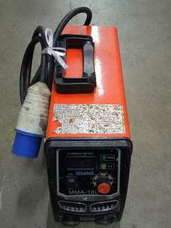 Second Hand ZOJAN Brand Welding Machine: MMA-160