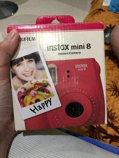 Fujifilm instax mini 8 Raspberry kamera polaroid