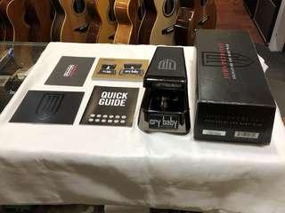 Jim Dunlop JP95 John Petrucci Signature Cry Baby Wah Guitar Effects Pedal