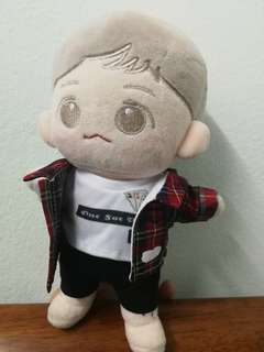 EXO Baekhyun doll clothes set