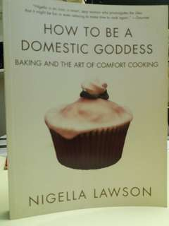 Book: How to be a domestic goddess: Baking and the art of comfort cooking