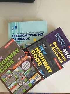 BTTand FTT handbooks
