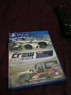 PS4 The Crew REG 3 - SECOND -