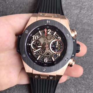 Hublot Big Bang Unico King Gold Black Ceramic HUB1241