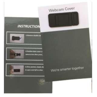 Webcam Cover (Plain Black)