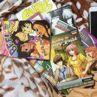 2 Books for 100 pesos