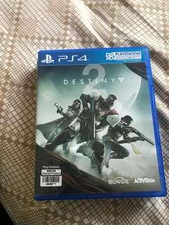 PS4 Destiny 2 REG 3 - SECOND -