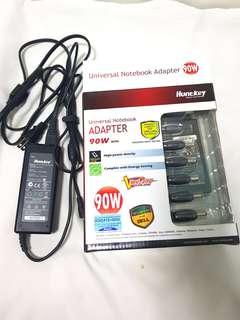 Huntkey Universal adapter/charger