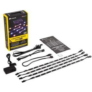 [CLEARANCE PRICE] Corsair Lighting Node Pro RGB Light Kit (CL-9011109-WW)