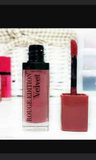 Bonjours rouge edition velvet in 01 velvet (nude shade)