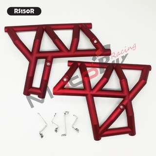 RS150R ABS CRASH BAR (MATTE COLOUR)