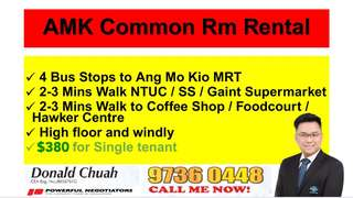 Common Rental in Ang Mo Kio