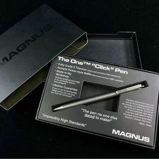 Magnus The One Click Pen