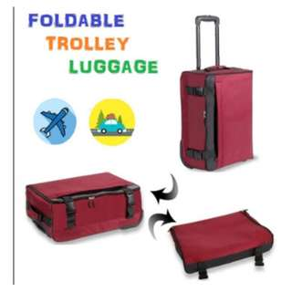 Foldable Suitcase Trolley (1a)