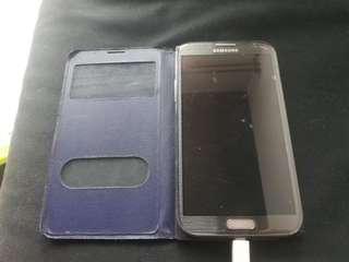 Samsung Galaxy Note2 *faulty screen*