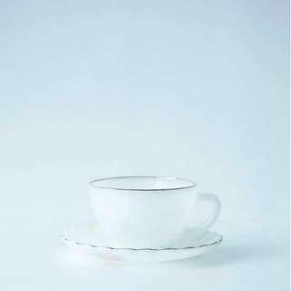 Diamond Anchor-Hocking Cups