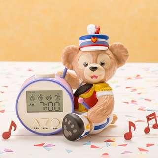 [PO] Duffy Tokyo Disney Sea Alarm Clock