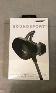 Bose SoundSport Wireless Headset