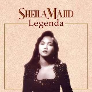 Sheila Majid - Lagenda (24-Bit Gold Disc)