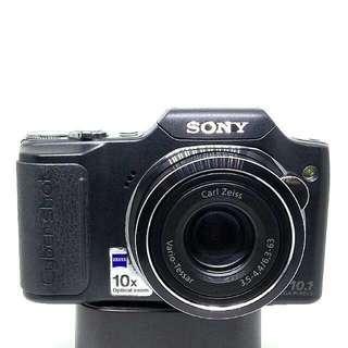 Sony Cybershot DSC-H20 point & shoot camera