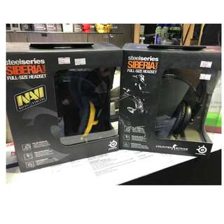 **CLEARANCE** Steelseries Siberia V2 (CSGO/Navi) Gaming Headset