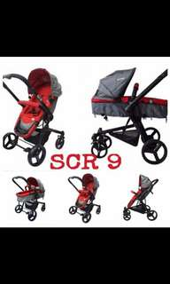 Used SCR 9 Stroller For Sale