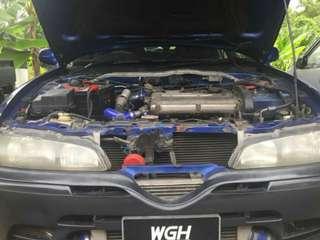 Proton perdana Turbo