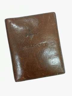 Fossil Passport Holder/Wallet