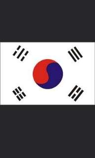 🚚 In korea till 25th July!