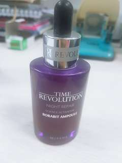 Time Resolution Night Repair-science activator ampoule