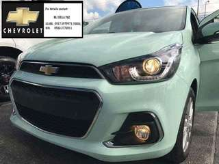 Chevrolet Spark 1.4L AT 68k all-in cashout