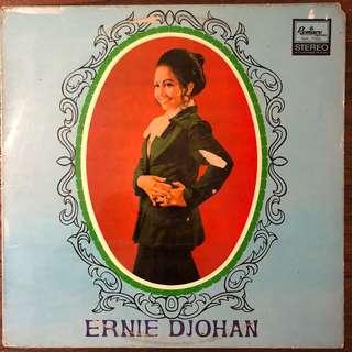Ernie Djohan 60-70's Indonesia Psych Pop LP Record Vinyl
