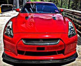 NISSAN GTR35 BLACK EDITION SAMBUNG BAYAR / CAR CONTINUE LOAN