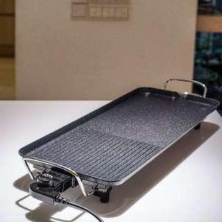 Jual Multi Grill Pan Listrik Idealife IL-116 Alat Pemanggang Sate Terbaru