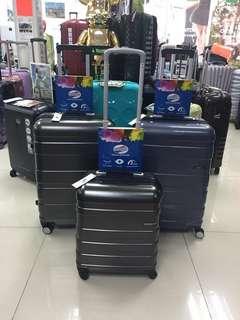 阿豪 美國知名品牌 American Tourister 招牌貨 HSMV Deluxe 原色 藍色 28寸 行李箱