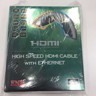 ENE High Speed HDMI cable with Ethernet