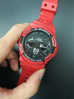 G-shock watch!