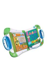LeapStart Interactive Learning System, Green