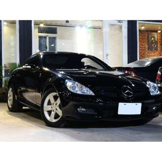 Benz slk280 3.0 2007