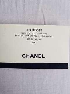 Chanel Les Beiges Gel Foundation Sample