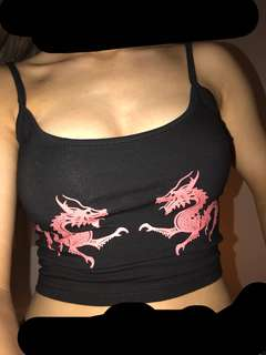 Dragon top singlet