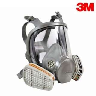3M 6800 Full Face Mask Respirator