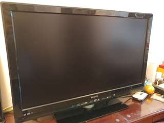 "Philips 47"" LCD TV (睇產品描述read description)"