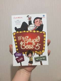 My Stupid Boss 5