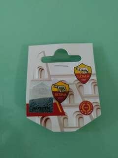 羅馬球會會徽襟章