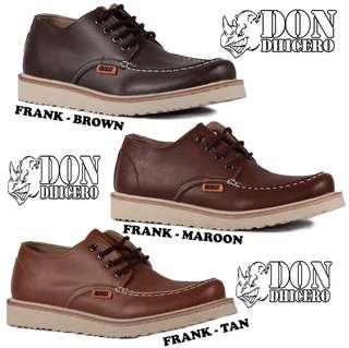 Sepatu pria frank