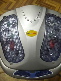 REFLEXOLOGY FOOT MASSAGER - BLOOD CIRCULATION HEALTH MASSAGER