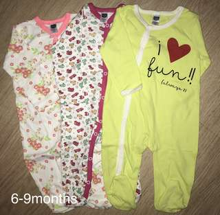 Baby Jumpsuit+ Free Mailing / Delivery